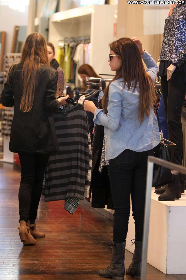 Selena Gomez No Source Babe Paparazzi Shopping Posing Hot Celebrity