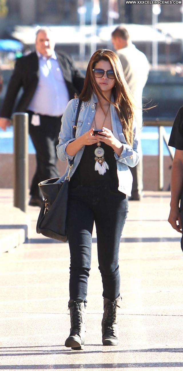 Selena Gomez No Source Paparazzi Celebrity Shopping Babe Beautiful