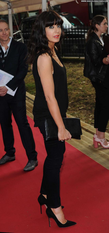 Claudia Winkleman Glamour Women Posing Hot Glamour Awards Paparazzi