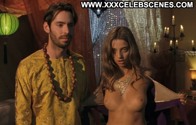 Angela Sarafyan A Good Old Fashioned Orgy Scan Posing Hot Celebrity